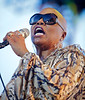 Dee Dee Bridgewater at Jazz à Juan 2010 5<br /> Dee Dee Brigewater in concert at Jazz à Juan 2010
