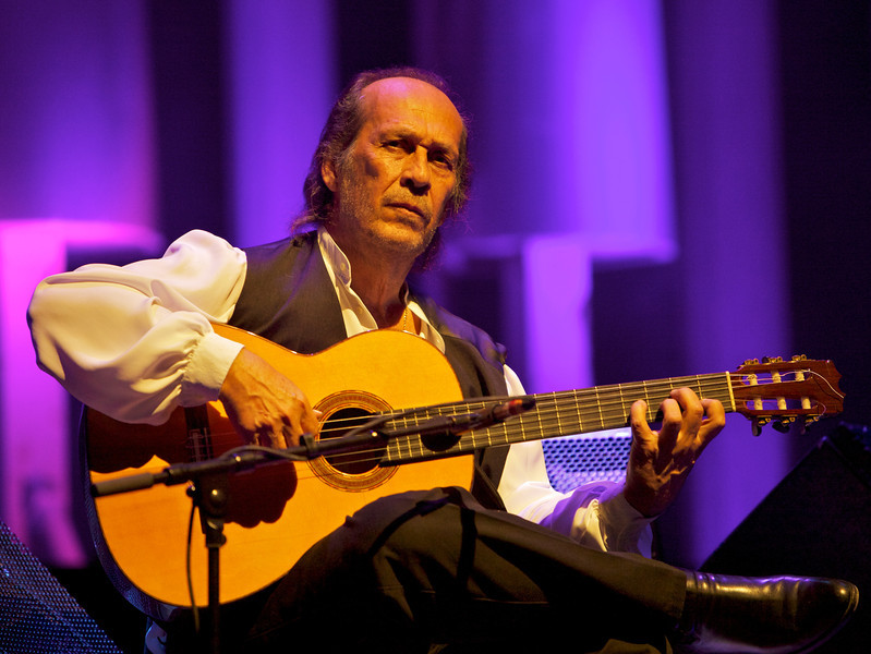 Paco de Lucia at Jazz à Juan 2010 1<br /> Paco de Lucia in concert at Jazz à Juan 2010