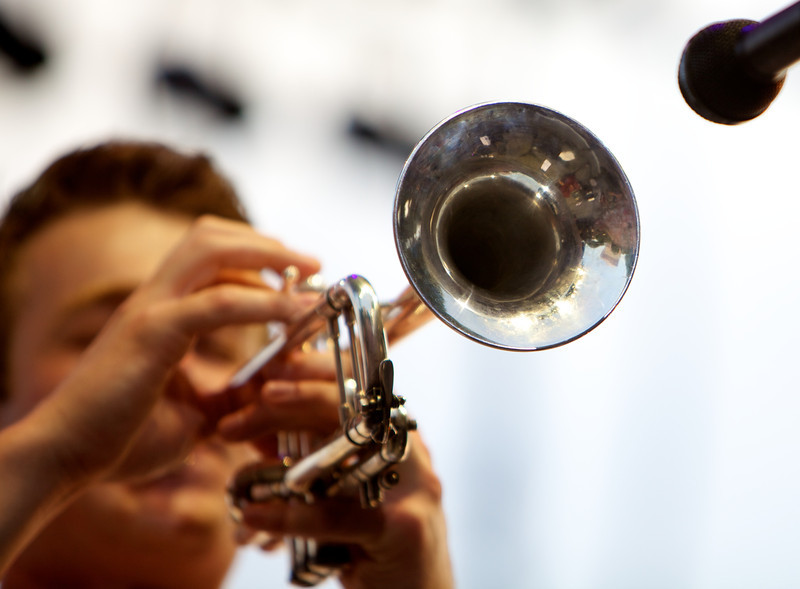 Kyle Eastwood at Jazz à Juan 2010 3<br /> Kyle Eastwood in concert at Jazz à Juan 2010