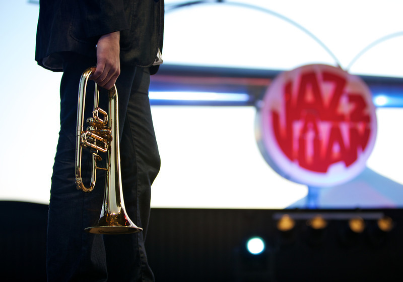 Alex Tassel at Jazz à Juan 2011
