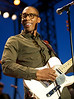 Raphael Saadiq plays at Jazz a Juan on 7/21/11