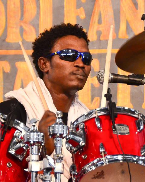 Bombino of Niger - Blues Tent 05/05/12