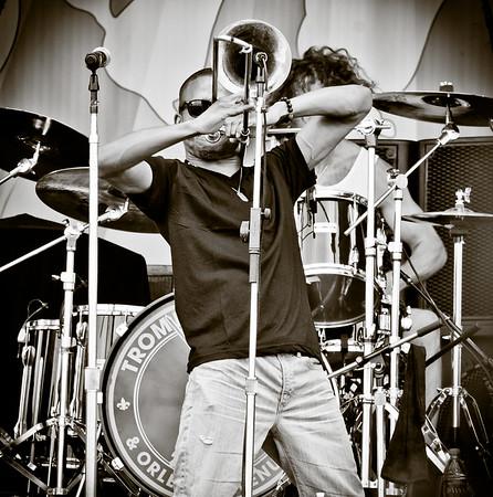 Trombone Shorty & Orleans Avenue - 04/29/12
