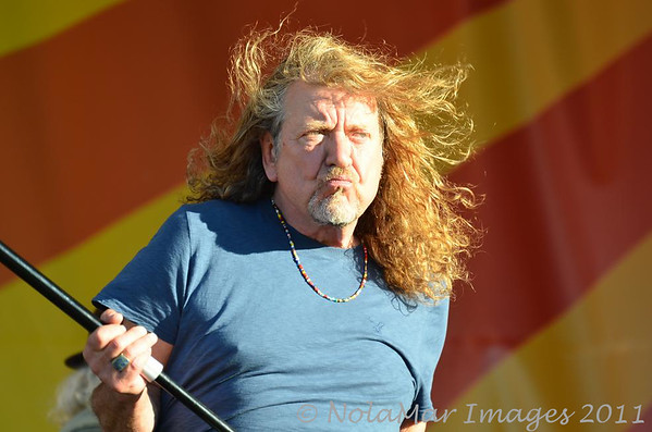 Day 1-6 Robert Plant & the Band of Joy