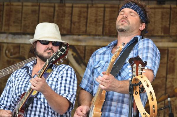 Day 3 - Honey Island Swamp Band - Fais Do Do Stage