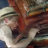 Søren Kjærsgaard piano.