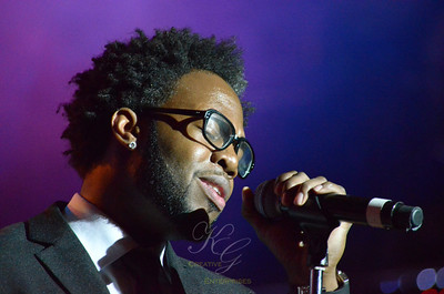 Dwele, Capital Jazz SuperCruise, Oct. 2012