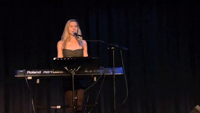 """VIDEO:  Carrie Marshall 1 - 2014 Matthews Alive! Festival  """"Change Over"""" - a song written by Carrie for a new movie about teen depressions and suicides. Posted by permission from Carrie and the movie producers! Performed at 2014 Matthews Alive! Festival on Sunday, August 31, 2014 — at Matthews Alive Festival."""