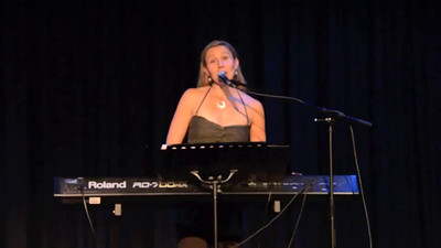 VIDEO:  Carrie Marshall 2 - 2014 Matthews Alive! Festival a song about her friend's flat in London...