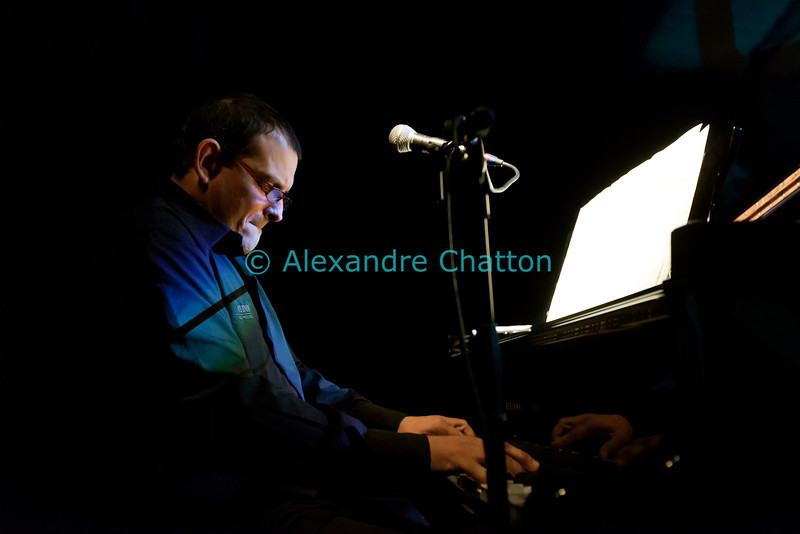 Alexis Bosch Mendez (piano et arrangements).