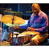 mardi 4 décembre 2012: François Lindemann & Friends en Espace JazzZ. Ici, Alvin Queen.