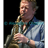 Le saxophoniste Chris Hunter (USA / UK)