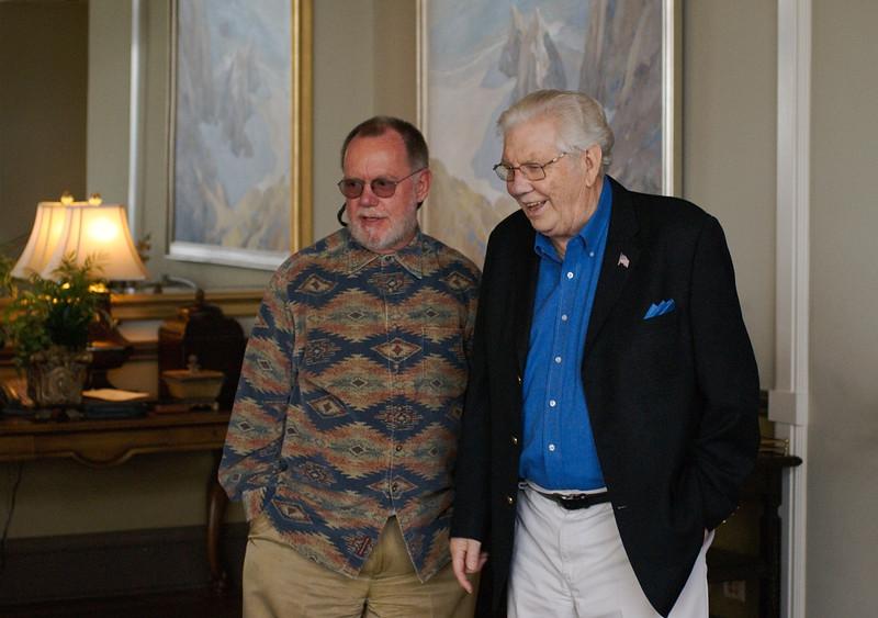 Marshall Otwell & Jan Deneau