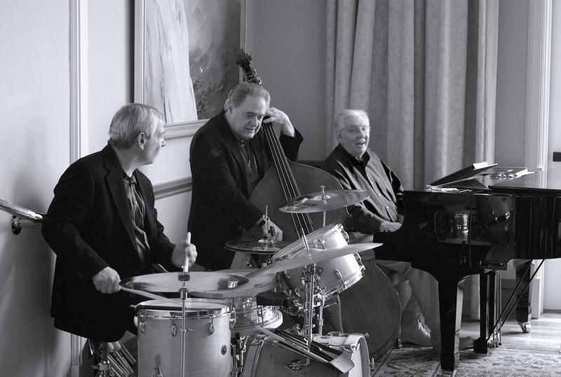 Andy Weis, Don Roseff, Jan Deneau