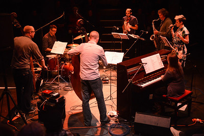 Metamorphic perform at Jazz in the Round - 28/01/13