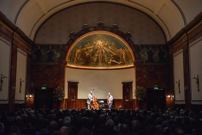 Joshua Redman & Christian McBride perform at Wigmore Hall, London - 11/05/13