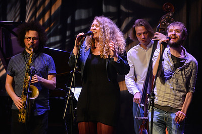 Kairos 4tet perform at Kings Place - 08/06/13
