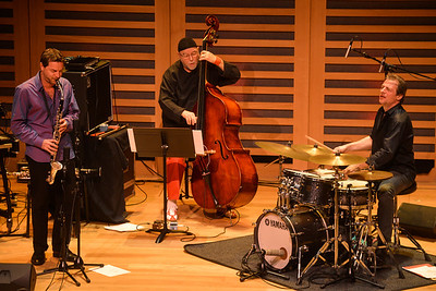 Henri Texier Trio perform at Kings Place - 14/11/12