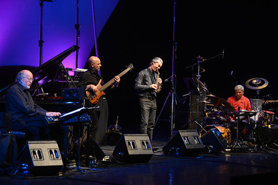 Jan Garbarek Group perform at Royal Festival Hall - 13/11/12