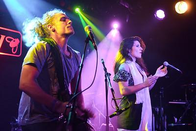 Corina Piatti performs at Barfly - 13/11/12