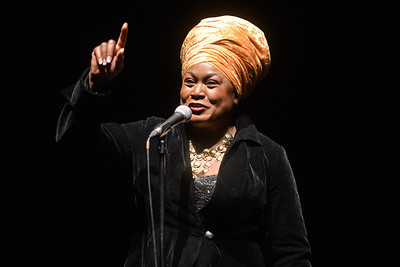 Jumoke Fashola at Royal Festival Hall - 13/11/12