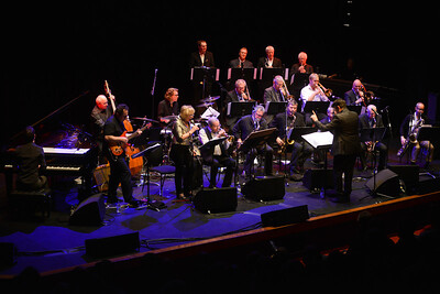 Kenny Wheeler Big Band perform at Queen Elizabeth Hall - 18/11/12