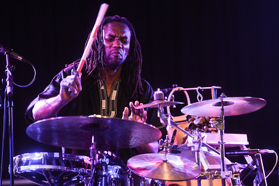 Adriano Adewale performs at South Bank Centre - 16/11/12