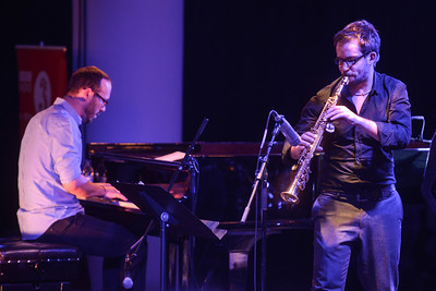 Yaron Herman Quartet perform at South Bank Centre - 18/11/12