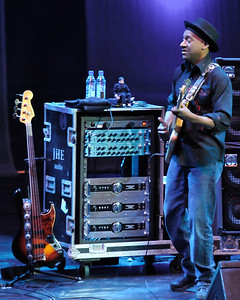 Marcus Miller performs ath The Barbican - 22/11/09
