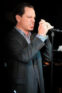 Kurt Elling performs at Pizza Express, Soho - 14/11/09