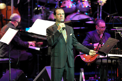 Kurt Elling performs in Jazz Voice at the Barbican as part of LJF 2009 - 13/11/09
