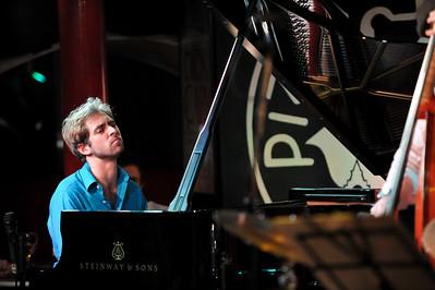 Aaron Parks @ Pizza Express Live, Soho - 14/11/09