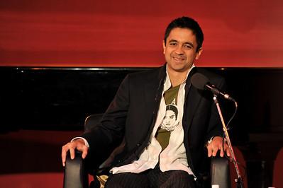 Vijay Iyer at Queen Elizabeth Hall - 15/11/09