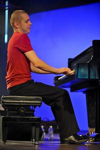 Pawel Kaczmarczyk performs at LJF 2009 - 14/11/09
