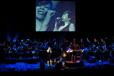Jazz Voice @ The Barbican, London Jazz Festival 2010 - 12/11/10
