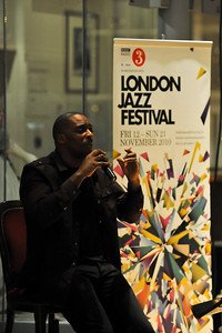Cleveland Watkiss & Nikki Yeoh perform at The Royal Opera House during London Jazz Festival 2010 - 14/11/10