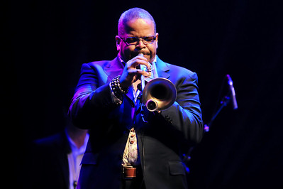 Terence Blanchard performs at The Barbican during London Jazz Festival 2010 - 14/11/10