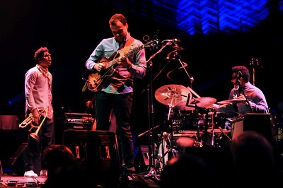 Christian Scott performs during London Jazz Festival 2010 - 15/11/10
