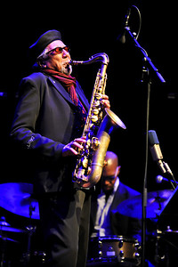Charles Lloyd Quartet perform at The Barbican during London Jazz Festival 2010 - 17/11/10
