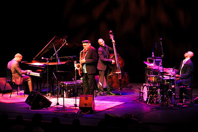 Charles Lloyd Quartet perform at The Barbican during London Jazz Festival 2010 - 17/11/10