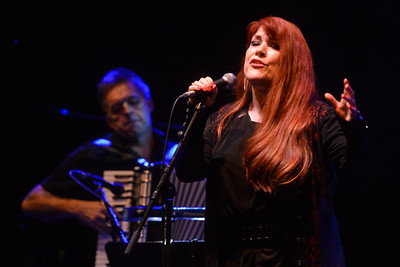 Christine Tobin performs at the Purcell Room - 19/11/13