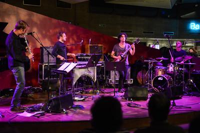 Of Gaels & Gauls perform at South Bank Centre - 24/11/13