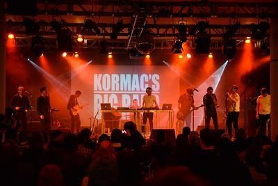 Kormac's Big Band perform at South Bank Centre - 24/11/13