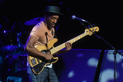Marcus Miller performs at Royal Festival Hall - 23/11/13
