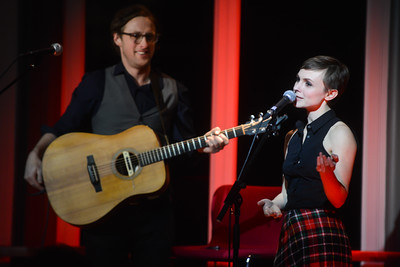 Kat Edmonson performs at the Elgar Room - 23/11/13