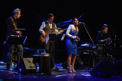 Carleen Anderson performs at Royal Festival Hall - 23/11/13
