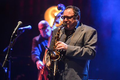 Gilad Atzmon & Guests perform at Queen Elizabeth Hall - 21/11/13
