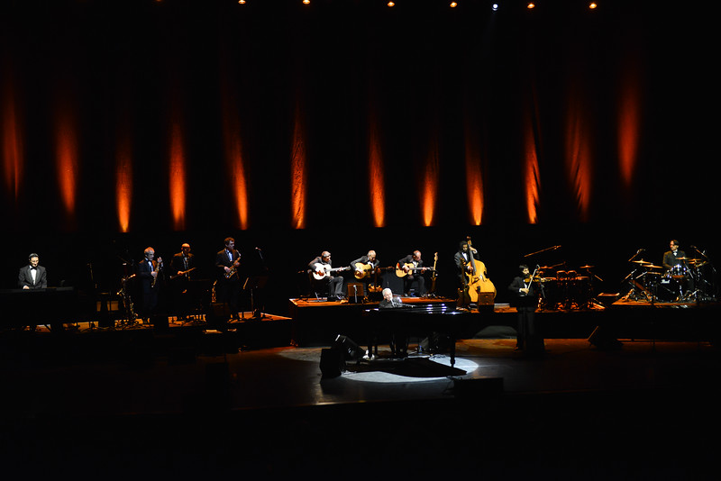 Paolo Conte performs at Royal Festival Hall - 16/11/13