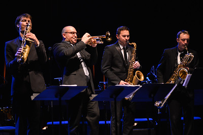 Brass Jaw perform at The Purcell Room - 15/11/13