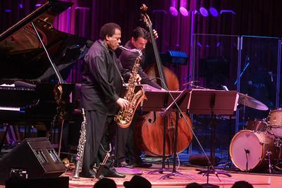 Wayne Shorter Quartet perform @ The Barbican - 17/11/13
